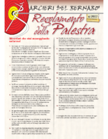 Regolamenti Campo e Palestra