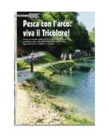 V° Campionato Italiano Pesca con L'arco 2